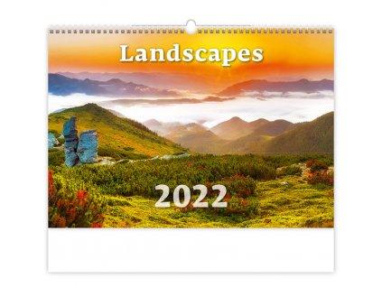 Kalendár Landscapes