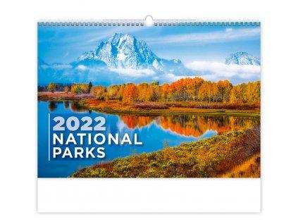 Kalendár National Parks