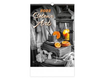Kalendár Colour Art