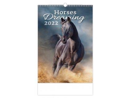 Kalendár Horses Dreaming