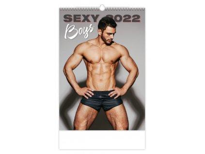 Kalendár Sexy Boys