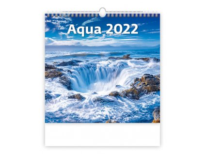 Kalendár Aqua