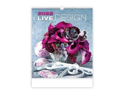 Kalendár Live Design