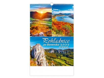 Kalendár Pohľadnice zo Slovenska