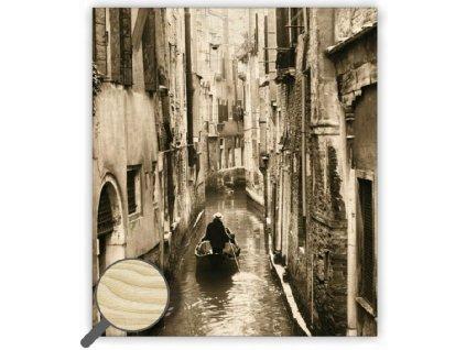 Drevený obraz Venezia
