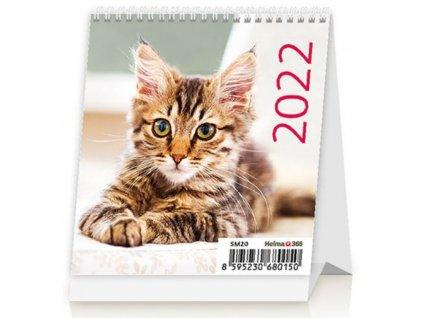 Kalendár Mini Kittens