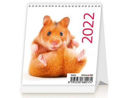 Kalendár Mini Pets
