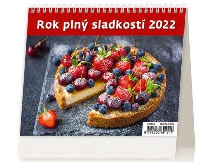 Kalendár Rok plný sladkostí