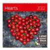Kalendár Hearts