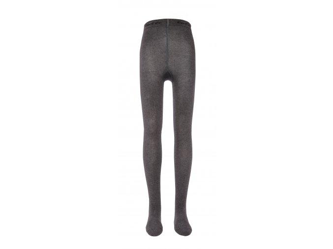 Dětské punčocháče Basic Grey šedé