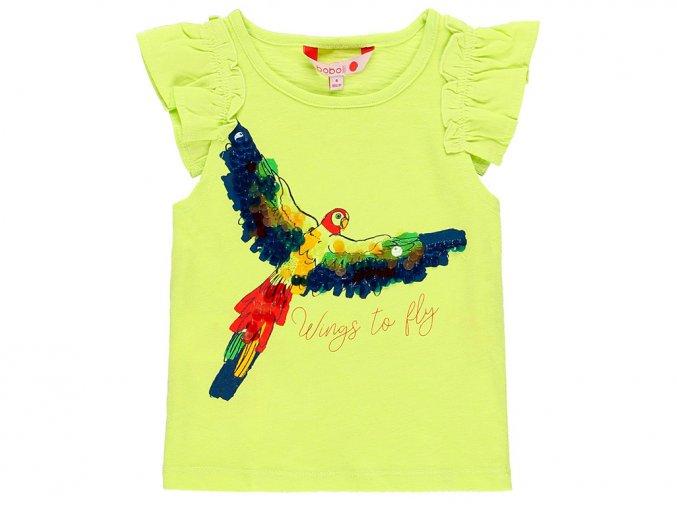 Dívčí tílko Papoušek 4391184498 a
