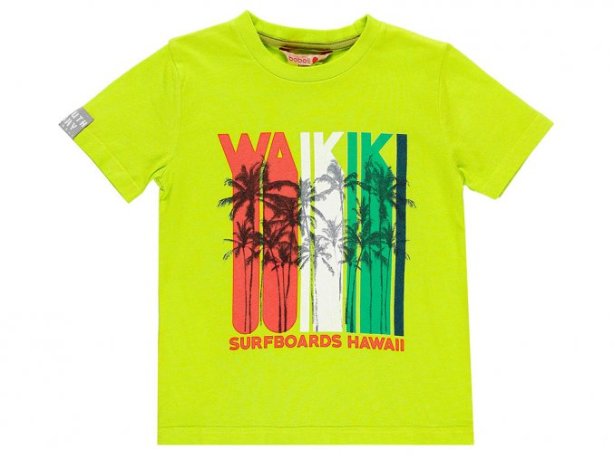 Dětské Tričko Waikiki 5290514498 a