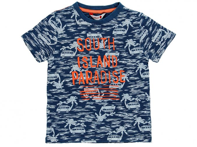 Dětské tričko Modré 5190499308 a