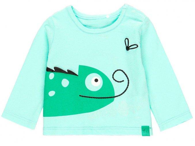 1491724492 a Kojenecké tričko s dlouhým rukávem Chameleon