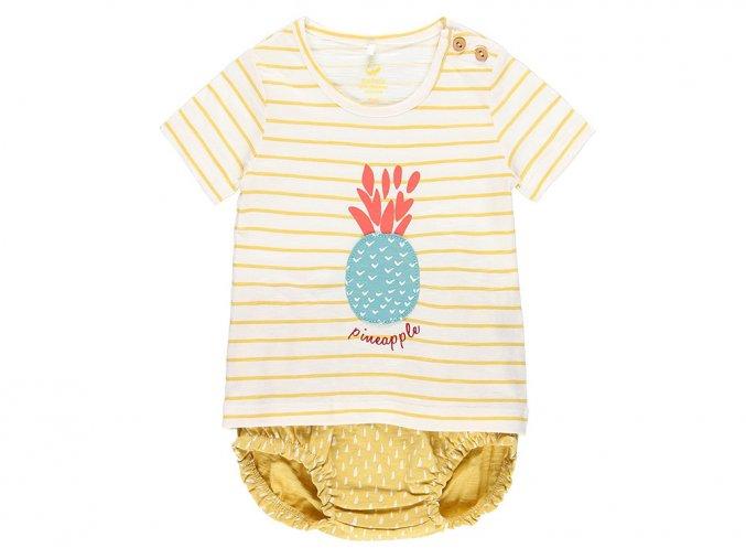 6090499342 aKojenecký letní komplet ananas