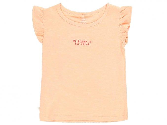 6290073675 a Dívčí triko s volánky Grep organic