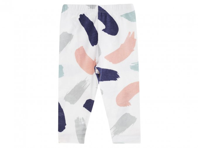 Jacky dívčí legíny bílé abstrakt světlé legíny pro holčičku barevné růžové tmavě modré šedé 3710570 7800