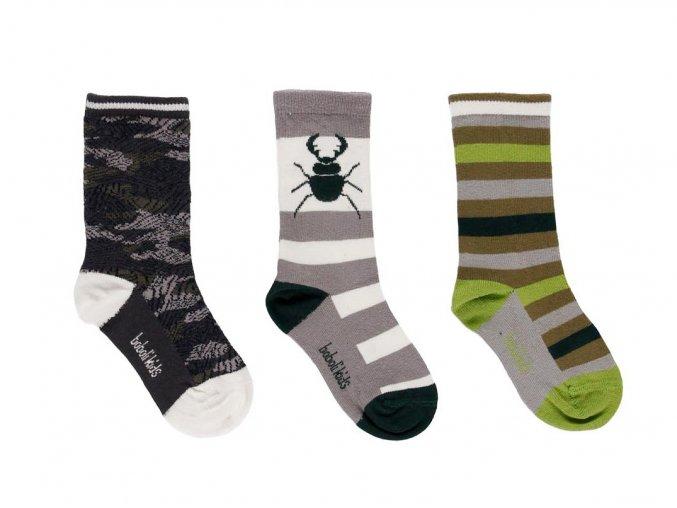 Chlapecké ponožky Brouk
