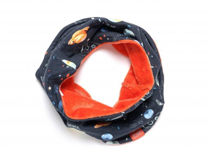 Dětský nákrčník Vesmír K 10606