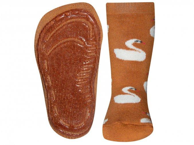 Ponožky s protiskluzem Kari Labuť221142 1319 B2C