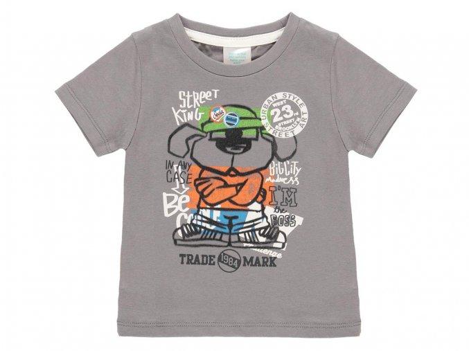 Klučičí tričko šedivé Soda3220638122 a