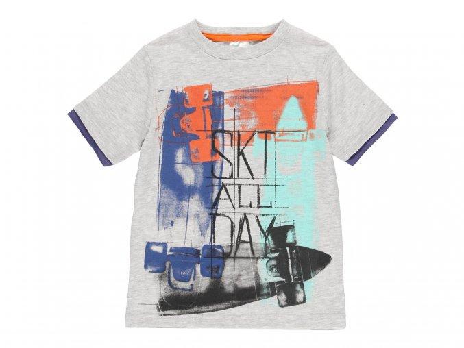 Klučičí tričko šedivé art5220768095 a