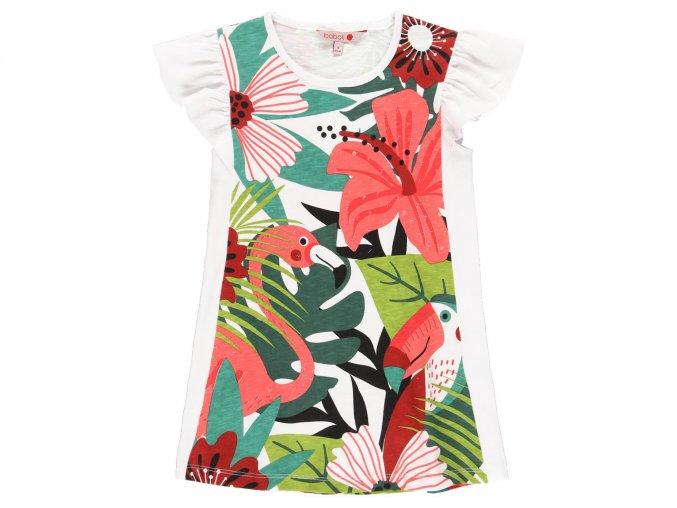 Holčičí barevné šaty Kostarika4120851100 a