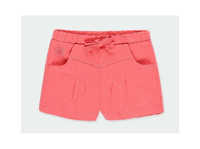 Holčičí šortky s kapsama růžové Grep2900563712 a