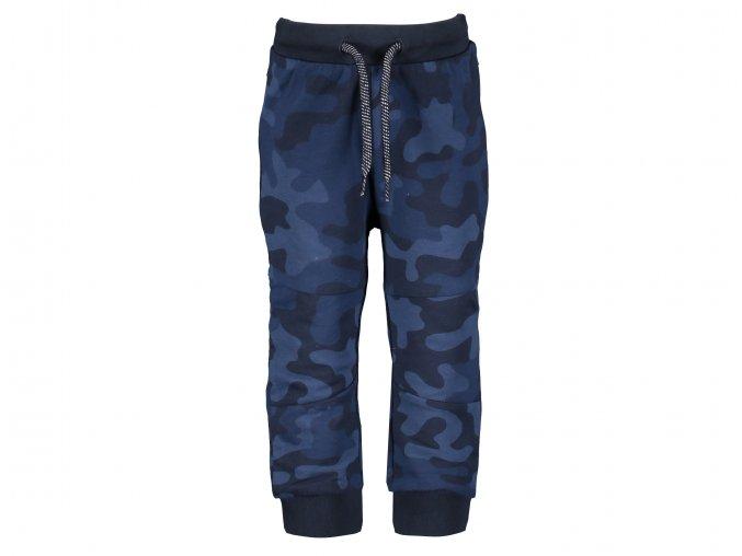 Chlapecké tepláky kapsáče tmavě modré maskáče kluk Holandsko Bnosy Y102 8612 113