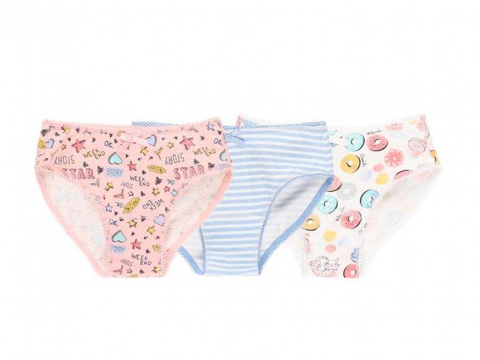 Dívčí kalhotky různobarevné9220929470 a