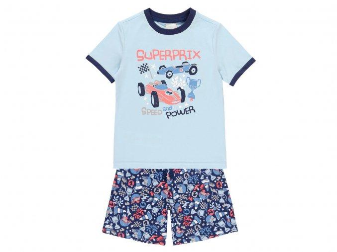 Klučičí pyžamo modré Formule 19320152422 a