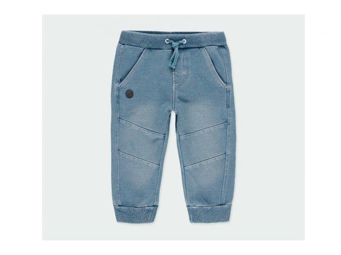 Chlapecké modré tepláky Jeans390013BLEACH a
