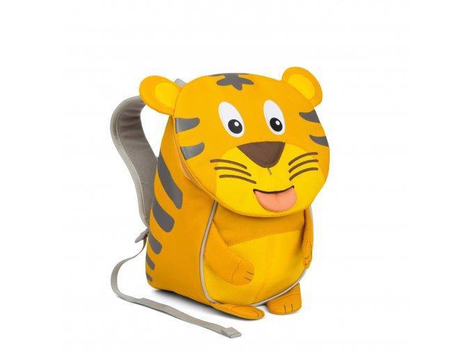 Dětský batůžek Tygřík pro malé děti ergonomický barvný žlutý tygřík 004 001 Affenzahn A