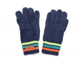 Chlapecké pletené rukavice Pohodář K 10640