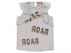 Dívčí tílko s volánky ROAR 4490528112 a