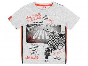 Chlapecké triko retro skůtr 5091388018 a