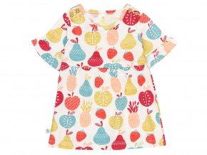 6090169341 a Kojenecké letní šaty Barevné ovoce