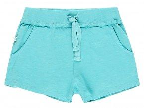 6290184513 aDívčí šortky Aquarius modré Organic
