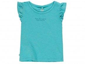 6290074513 a Dívčí tričko Aquarius modré Organic