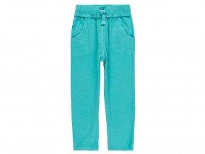 6290524513 a Dívčí kalhoty Aquarius modré Organic