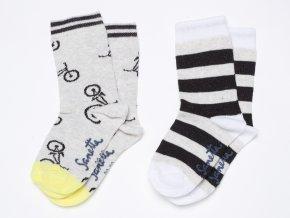 Dětské ponožky Cyklo