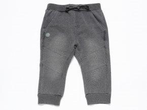 Chlapecké tepláky Jeans šedé washoutaa