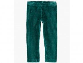 Dívčí strečové kalhoty z velmi jemného a flexibilního manšestru pro maximální pohodlí a krásné teploučko. Pružný v pase díky skryté širší gumě.