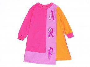 Dívčí šaty Barevné Madrid ARP K 13029