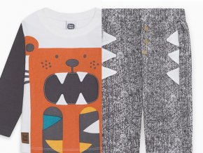 Chlapecká souprava tričko a tepláky TygrBez názvu 1