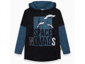 Chlapecké tričko s kapucí Vesmírní Nomádi11290570