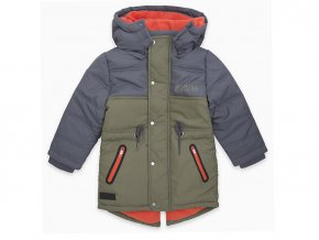 Chlapecká zimní bunda parka Tribes11290544