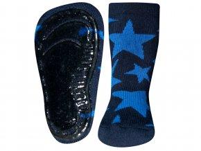 Ponožky s protiskluzem Hvězda modré221153 1139 B2C