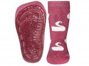 Ponožky s protiskluzem Labuť boró221142 1720 B2C