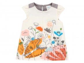 Holčičí letní šaty s květinami2220401111 a